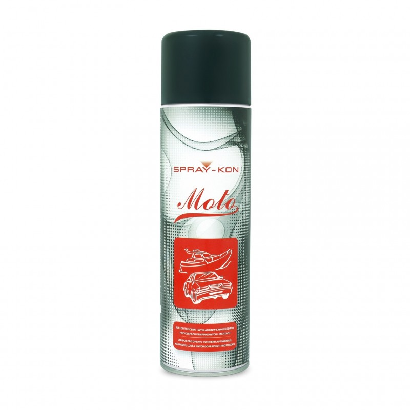 SPRAY-KON MOTO 500ML - ADEZIV CONTACT ÎN TUB  SPRAY